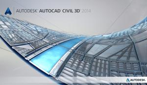 Autodesk AutoCAD Civil 3D 2014