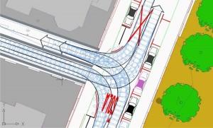 AutoCAD Civil 3D aplikace Autopath