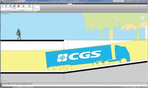AutoCAD Civil 3D aplikace Autopath 2
