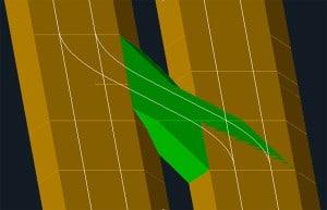 AutoCAD Civil 3D aplikace Ferrovia 3