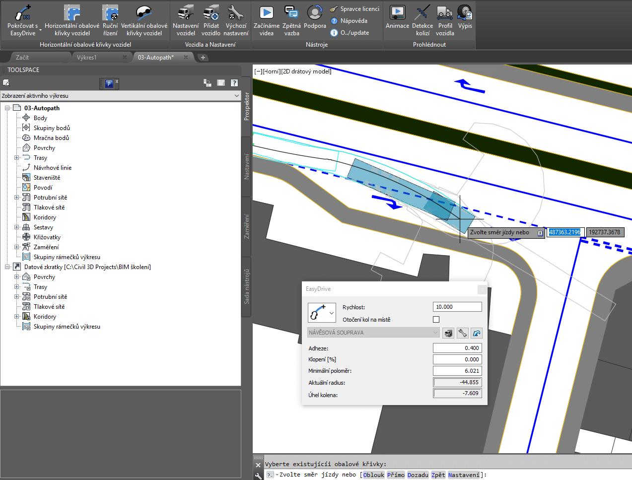 Autopath EasyDrive