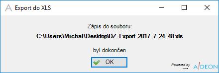 Export dopravního značení z AutoCAD Civil 3D